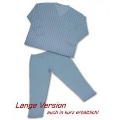 Pajama Honeymoon blue 6XL
