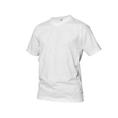 GCM sports T-Shirt V-Neck GCM sports wit 3XL