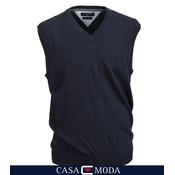 Casa Moda Casa Moda V-neck pullunder 4160/135 6XL