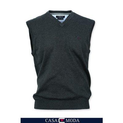 Casa Moda V-neck pullunder 004460/782 6XL