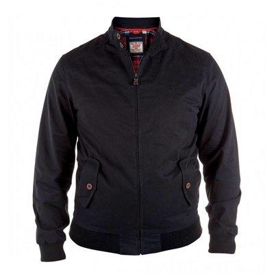 Duke/D555 Summer jacket ks13809 windsor black 2XL