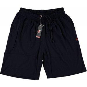 Maxfort Sweat Short Roseto navy 8XL