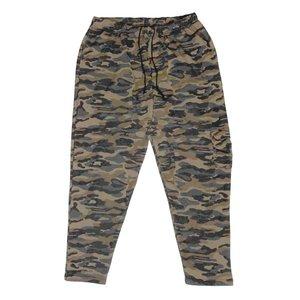 Camouflage joggingbroek 7XL