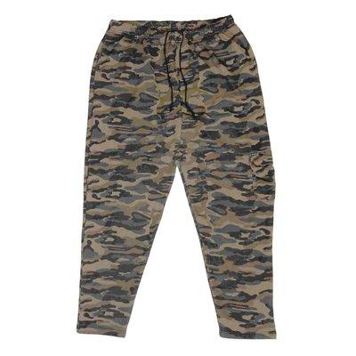 Camouflage sweatpants 8XL