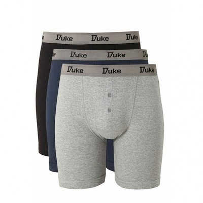 Duke/D555 Boxershorts ( 3 stuks verpakking ) 2XL