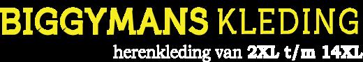 Biggymans Kleding - Herenkleding 2XL tot 14XL