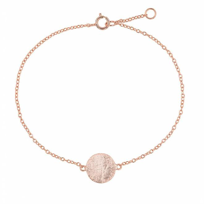 Room Apricot Plättchen Room Armband Room Plättchen Apricot Apricot Armband RAj45L