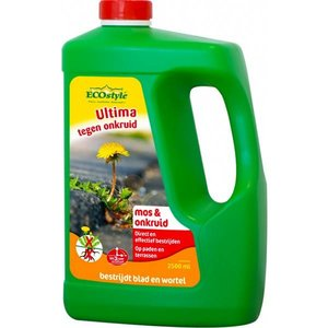 ECOstyle Ecostyle Ultima onkruid & mos 2.5 lt concentraat