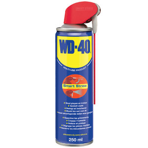 WD-40 Multi-Spray Smart Straw - 250 ml