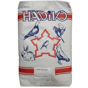 Hadivo Strooivoer 20KG voor Tuinvogels