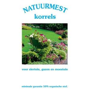 Culterra Natuurmestkorrel (Koemest) 25KG