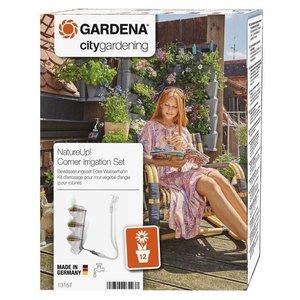 Gardena NatureUp! Gardena Bewaterigsset hoek tap