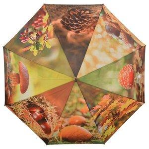 Esschert Design Paraplu herfstprint
