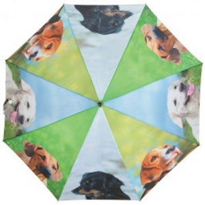 Esschert Design Paraplu honden