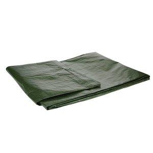 Talen Tools Dekzeil 90 gr/m² - 5 X 4 m, groen