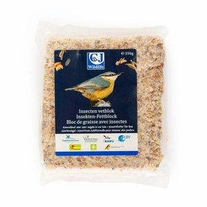 CJ Wildlife Insectenvetblok 350 gram - 5 stuks