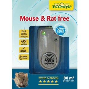 ECOstyle Mouse & Rat Free - 80m2