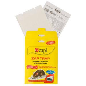 Zapi Lijmval voor muizen en insecten - 3 stuks