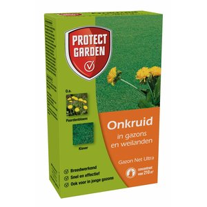 Protect Garden Gazon Net Ultra 40ml tegen onkruid in gazon