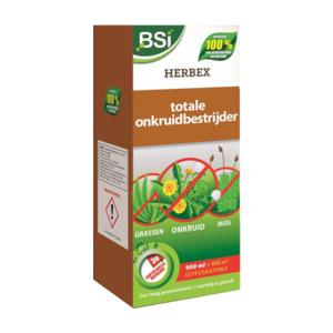 BSI Herbex Onkruidbestrijder 900ml