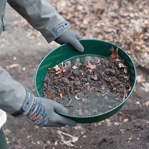 De Wiltfang  Zeef voor grond en compost, metaal 6 mm