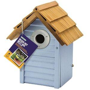 Gardman Beach Hut blauw nestkast