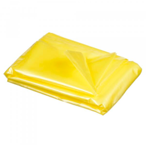 Nature Moestuinfolie geel 2,5 x 10
