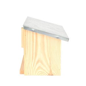 Esschert Design Eekhoorn voederhuis dubbel - WA57