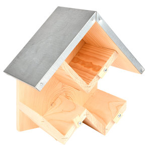 Esschert Design Pindakaashuisje triple