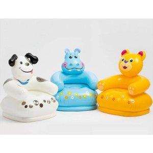 Intex Happy Animal Opblaasbare Kids Stoel
