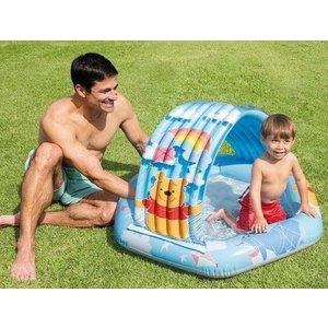 Intex Winnie de Poeh babyzwembad met dakje