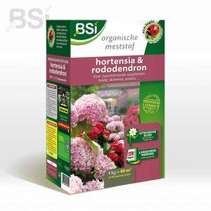 BSI Meststof Bio-Hortensia en Rododendron- 4kg