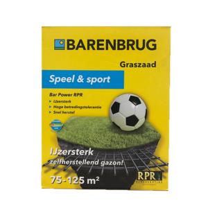 Barenbrug Bar Power RPR (Speel & Sport) 2.5KG