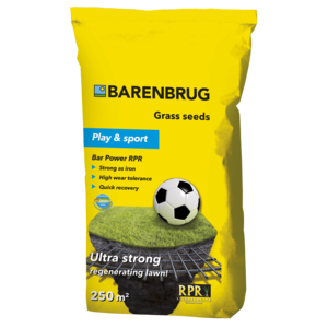 Barenbrug Bar Power RPR  Yellow Jacket (coating) - 5KG