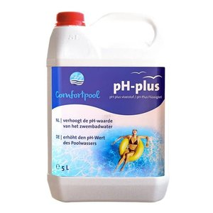Comfortpool pH-plus Vloeistof 5L