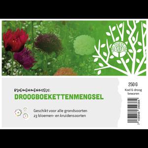 Droogbloemenmengsel  - 250 gram