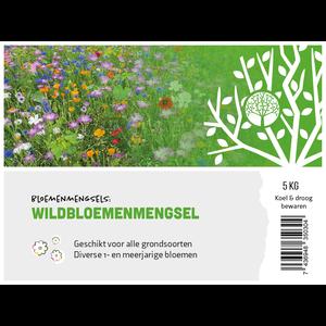 Wildbloemenmengsel