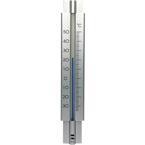 Talen Tools Thermometer metaal design 29 cm