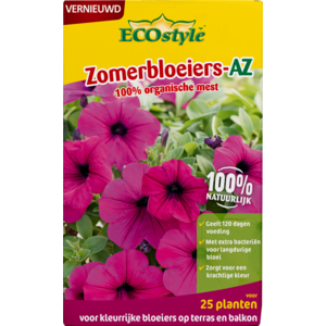 ECOstyle Zomerbloeiers-AZ 800 gr.