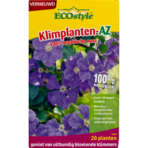 ECOstyle Klimplanten-AZ 800 gr.
