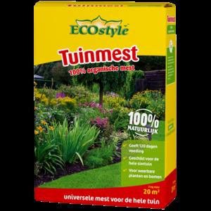 ECOstyle 100% Organische Tuinmest