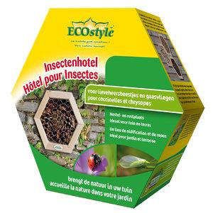 ECOstyle Insectenhotel Gaasvliegen & Lieveheersbeestjes
