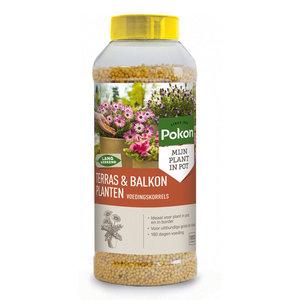 Pokon Terras en Balkon voedingskorrels