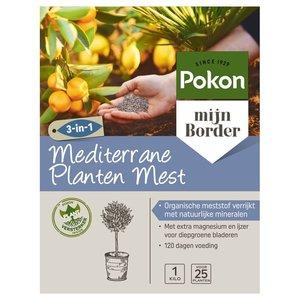 Pokon Mediterrane Planten Voeding 1 kg
