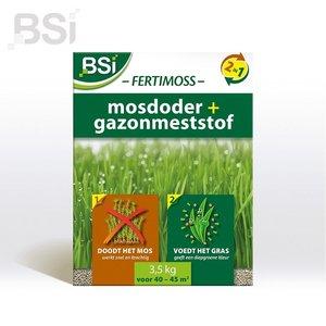 BSI Fertimoss 2-in-1 Gazonmest+ mosdoder 3.5 KG