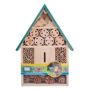 Bird Home Insecten Hotel Groen 39.5cm