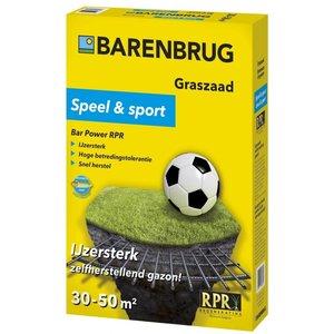 Barenbrug Bar Power RPR (Speel & Sport)  1KG