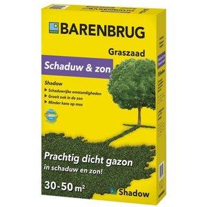 Barenbrug Schaduw & Zon 1kg graszaad