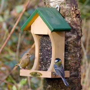 Vogelbescherming Nederland Wandvoederhuis Tennessee