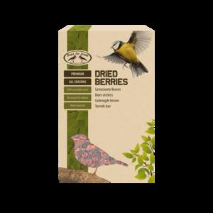 Esschert Design Gedroogde bessen voor Tuinvogels 250 gr. - FB857